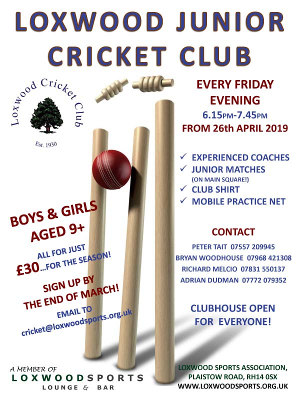 Loxwood Colts Cricket